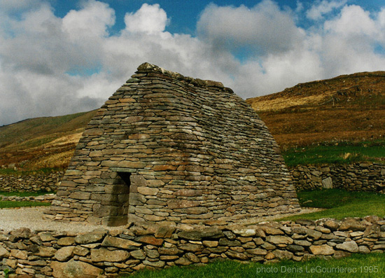 Gallarus Oratory, Dingle, Irlanda